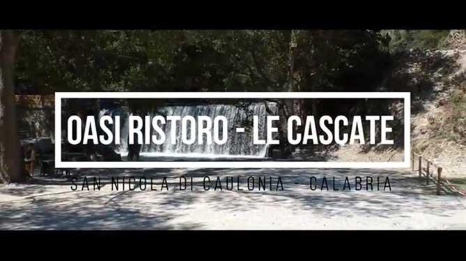 OASI RISTORO – LE CASCATE – San Nicola di Caulonia