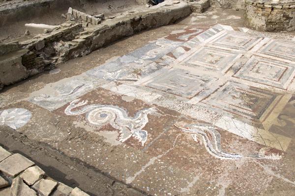 Storia del sito archeologico di Kaulonía (Kaulon)
