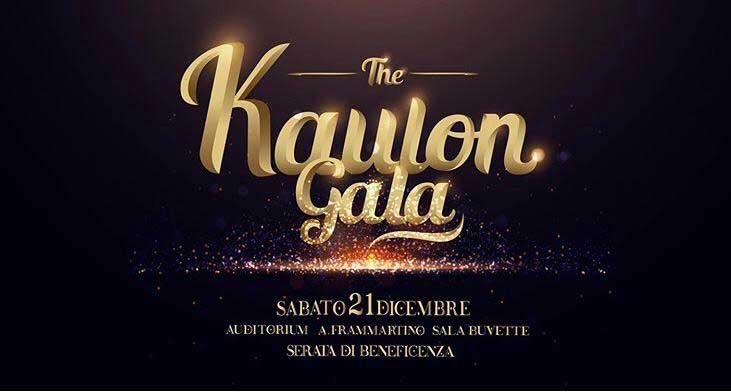 The Kaulon Gala – Serata di Beneficenza