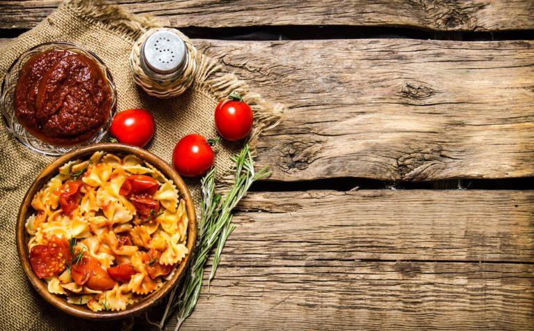 Pasta con la nduja: sapori forti dalla Calabria