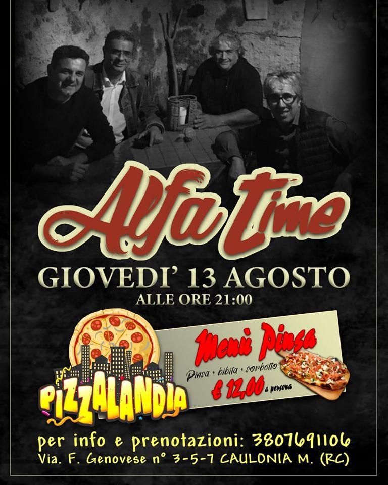 Pizzalandia- Alfa Time
