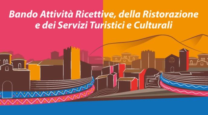 Bando attività ricettive, della ristorazione e dei servizi turistici e culturali