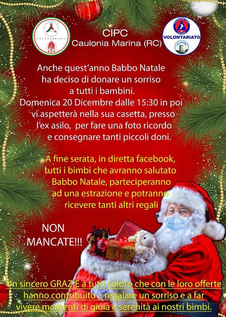 Appuntamento con Babbo Natale – CIPC