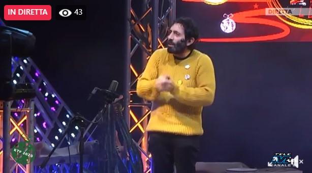 Kaulonia Tarantella Festival 2020 – Marcello Forte e Alessandro Gaudio Trio