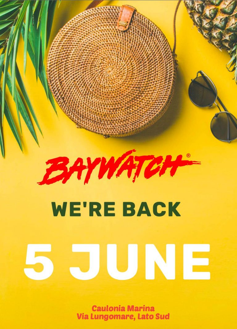 Baywatch – We're Back