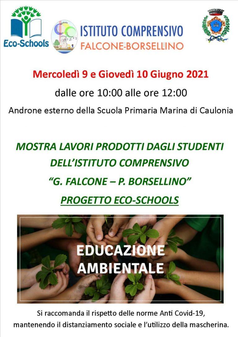 Mostra Progetto Eco-School – I.C. Falcone-Borsellino