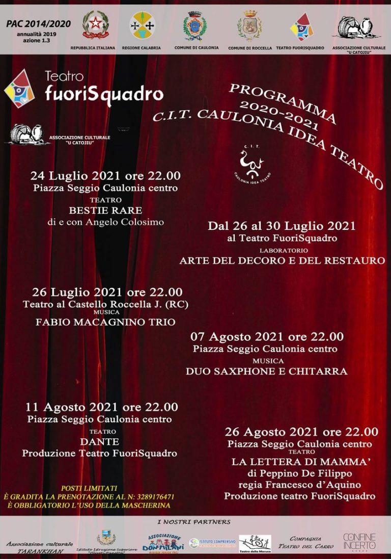 Caulonia Idea Teatro – I Edizione